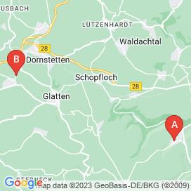 Standorte von Hausmeister Jobs in Freudenstadt - Juni 2018