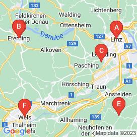Standorte von Gültige Arbeitserlaubnis Jobs in Hörsching - Mai 2018