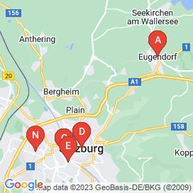 Standorte von Verkauf Jobs in Salzburg - Juni 2018