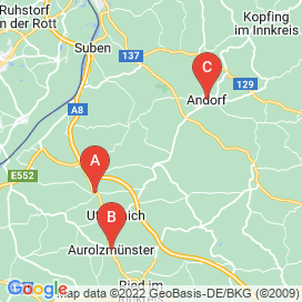 Standorte von Lebensmittelverkäuferin Jobs in Antiesenhofen - Juli 2018