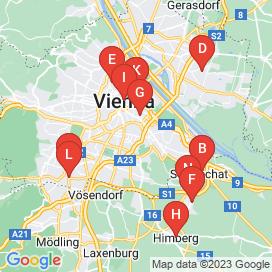 Standorte von Lagermitarbeiter Jobs in Wien - Mai 2018