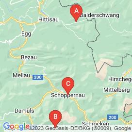 Standorte von Jobs in Rehmen - August 2018