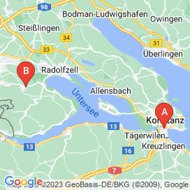 Standorte von Bau Jobs in Ermatingen - August 2018
