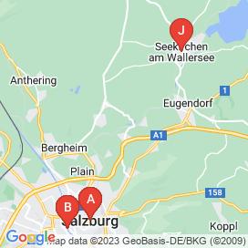 Standorte von Reinigung Jobs in Bergheim Bei Salzburg - Juni 2018