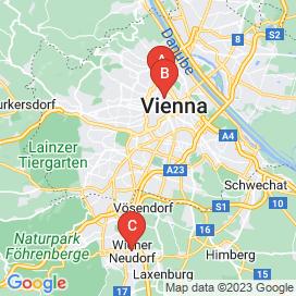 Standorte von Processes Jobs in Wien - Juni 2018
