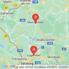 Standorte von Beratung Jobs in Berndorf Bei Salzburg - Juni 2018