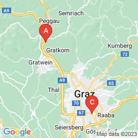 Standorte von Dispo Jobs in Graz - August 2018