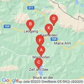 Standorte von 10+ Gültige Arbeitserlaubnis Jobs in Saalfelden Am Steinernen Meer
