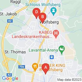 Standorte von Vertriebstalent Jobs in Wolfsberg - August 2018