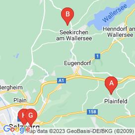 Standorte von Bereitschaft für Wochenenddienste Jobs in Thalgau - Juni 2018