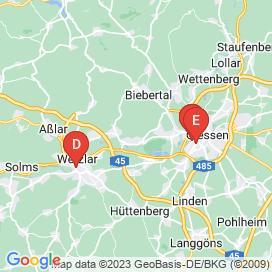 Standorte von Gastronomie Jobs in Langgöns - Juni 2018