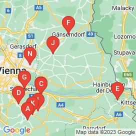 Standorte von 70+ Vollzeit Jobs in 2421 - Juli 2018