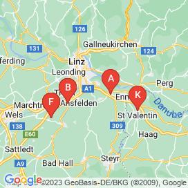 Standorte von 20+ Logistikerin Jobs in Hofkirchen Im Traunkreis - August 2018