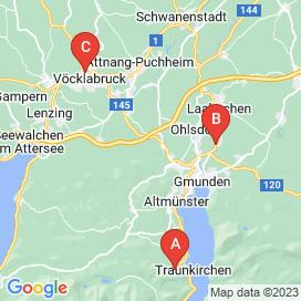 Standorte von Bau Jobs in Gmunden - Juli 2018