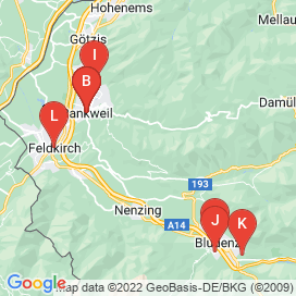 Standorte von Gültige Arbeitserlaubnis Jobs in Ludesch - Juni 2018