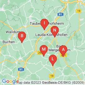 Standorte von Jobs in Boxberg - Juni 2018