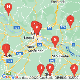 Standorte von 20+ Schlosser Jobs in Alberndorf-in-der-Riedmark - August 2018