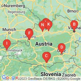 Standorte von 10+ Ferialjob Jobs  - Juli 2018