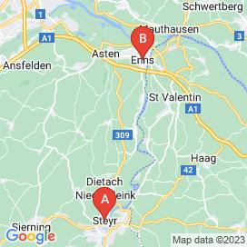 Standorte von Assistent Jobs in Dietach - Juli 2018