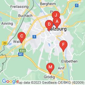 Standorte von 10+ Elektriker Jobs in Salzburg - Juli 2018