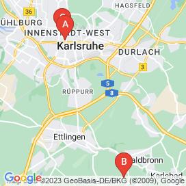 Standorte von Kosmetikerin Jobs in Karlsruhe - Juli 2018