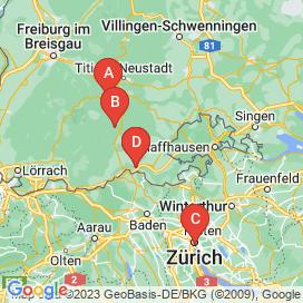 Standorte von Fahrzeugtechnik Jobs in Zurzach - Juni 2018