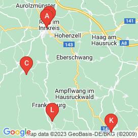 Standorte von Jobs in Hausruck - Juni 2018