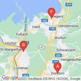 Standorte von Fuehrungskraft-Leitung Jobs in Sankt Margrethen - August 2018