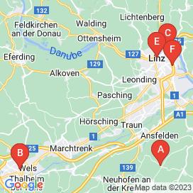 Standorte von CNC Jobs in Hörsching - Juni 2018