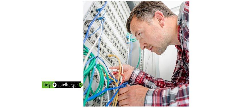 LWL- und KupferkabelmonteurIn Innsbruck  Vollzeit ab 2.072,55€ brutto/Monat bei Fiegl+Spielberger GmbH - in 30 Sek. bewerben - Job 5256924