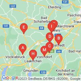 Standorte von Hilfskraft Jobs in Stadl-Paura - Mai 2018