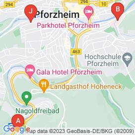 Standorte von Gastronomie Jobs in Königsbach-Stein - Mai 2018