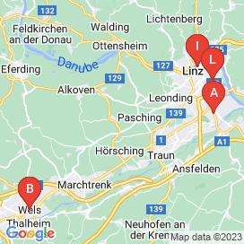 Standorte von 330+ Jobs in Hörsching - August 2018