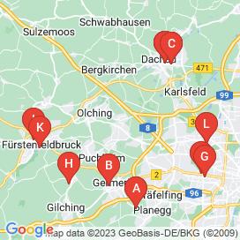 Standorte von Jobs in Eichenau - Mai 2018