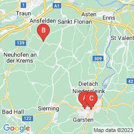 Standorte von Stapler Jobs in Dietach - Juni 2018