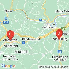 Standorte von Jobs in Ennsbach - Mai 2018
