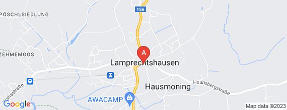 Standort von Lehre zum/-r Einzelhandelskaufmann/-frau 5112 Lamprechtshausen, Martiniweg 2