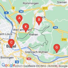 Standorte von Jobs in Dornach - Mai 2018