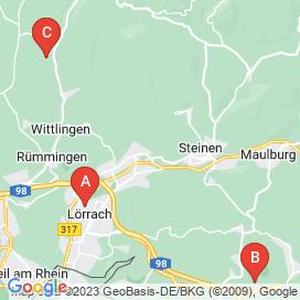Standorte von Reinigung Jobs in Basel - Juli 2018