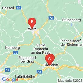 Standorte von Einkauf / Lager / Transport Jobs in Sankt Ruprecht an der Raab (Bezirk Sankt Ruprecht an der Raab)