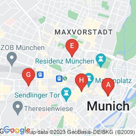 Standorte von 1830+ Jobs in München - August 2018