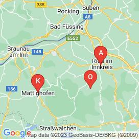 Standorte von Jobs in Eigelsberg - Juni 2018