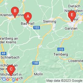 Standorte von 10+ Reinigung Jobs in Steinbach an der Steyr - Juli 2018