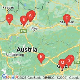 Standorte von 120+ Elektrik Jobs  - Juli 2018