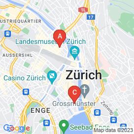 Standorte von Jobs  in Volketswil (Volketswil) - April 2018