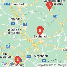 Standorte von Gültige Arbeitserlaubnis Jobs in Eisenstadt - August 2018