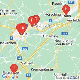 Standorte von EDV / IT Jobs in Eggendorf Im Traunkreis - Juli 2018