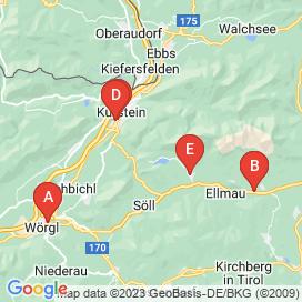 Standorte von Verkaufsrepräsentant Jobs in Kufstein - Juli 2018