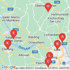 Standorte von Jobs in Pösting - Mai 2018