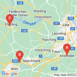 Standorte von Zimmerer Jobs in Marchtrenk - Mai 2018